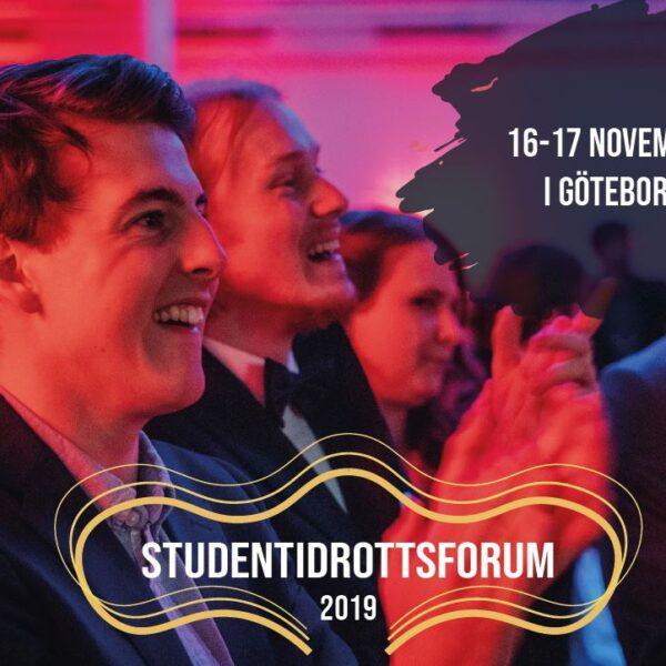 Studentidrottsforum 2019